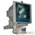 Прожектор MQ галоген  500 ВТ с лампой, с датчиком движения