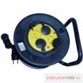 Удлинитель  УС-4-50 ПВС 2х1,5 защита сети 4 розетки . 16А,алюм/стойка  Меркурий  У16-010