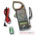 Клещи токоизмерительные М-266C (700В,1000А,2МОм, измерение температуры, звуковой пробник)