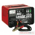Пусковое/зарядное устройство TELWIN LEADER 220 Start (12-24В,30/300Ач,сеть230В,0.8/3.6кВт,пуск120/max180А)