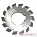 Фреза диск. зуборез. модульная m 0,5 (к-т 8шт)