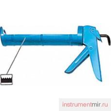 Пистолет для герметика зубчатый    (14219)