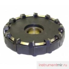 Фреза торцевая d 160 мм с мех.креплением пластин Т5К10  2214-0275