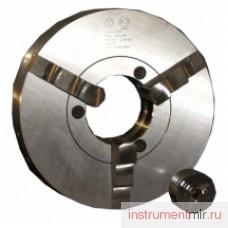 Патрон токарный  3-х кул. d 400 мм 7100-0045 конус 11