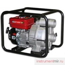 Мотопомпа бензиновая грязевая DDE PTR80H (вых 80мм,HONDA.GX270,27м,1210л/мин, 6л,60кг)