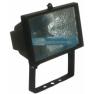 Прожектор MQ галоген 1500 ВТ с лампой черный